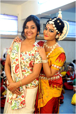Nayanika, a Promising Odissi Dancer